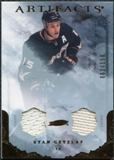 2010/11 Upper Deck Artifacts Jerseys Bronze #67 Ryan Getzlaf /150