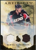 2010/11 Upper Deck Artifacts Jerseys Bronze #77 Daniel Alfredsson /150