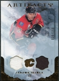 2010/11 Upper Deck Artifacts Jerseys Bronze #84 Jarome Iginla /150
