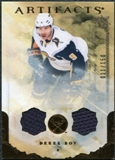 2010/11 Upper Deck Artifacts Jerseys Bronze #91 Derek Roy 11/150