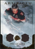 2010/11 Upper Deck Artifacts Jerseys Bronze #92 Duncan Keith 125/150