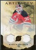 2010/11 Upper Deck Artifacts Jerseys Bronze #93 Martin Brodeur /150