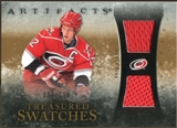 2010/11 Upper Deck Artifacts Treasured Swatches #TSES Eric Staal /150