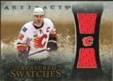 2010/11 Upper Deck Artifacts Treasured Swatches #TSJI Jarome Iginla /150