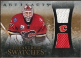 2010/11 Upper Deck Artifacts Treasured Swatches #TSMK Miikka Kiprusoff /150