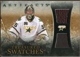 2010/11 Upper Deck Artifacts Treasured Swatches #TSMT Marty Turco /150