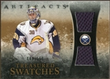 2010/11 Upper Deck Artifacts Treasured Swatches #TSRM Ryan Miller /150