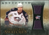 2010/11 Upper Deck Artifacts Treasured Swatches #TSRN Rick Nash /150