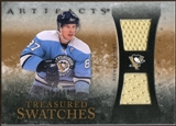 2010/11 Upper Deck Artifacts Treasured Swatches #TSSC Sidney Crosby /150