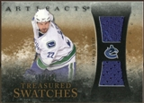 2010/11 Upper Deck Artifacts Treasured Swatches #TSSE Daniel Sedin /150