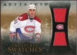 2010/11 Upper Deck Artifacts Treasured Swatches #TSSG Scott Gomez /150