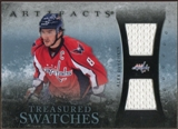 2010/11 Upper Deck Artifacts Treasured Swatches Blue #TSAO Alexander Ovechkin /35