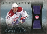 2010/11 Upper Deck Artifacts Treasured Swatches Blue #TSBG Brian Gionta /35