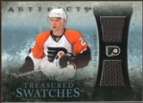 2010/11 Upper Deck Artifacts Treasured Swatches Blue #TSCG Claude Giroux 27/35