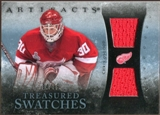 2010/11 Upper Deck Artifacts Treasured Swatches Blue #TSCO Chris Osgood 34/35