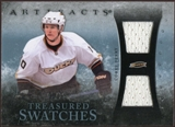 2010/11 Upper Deck Artifacts Treasured Swatches Blue #TSCP Corey Perry 5/35