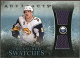 2010/11 Upper Deck Artifacts Treasured Swatches Blue #TSDR Derek Roy /35