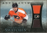 2010/11 Upper Deck Artifacts Treasured Swatches Blue #TSMR Mike Richards 10/35