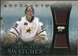 2010/11 Upper Deck Artifacts Treasured Swatches Blue #TSMT Marty Turco 30/35