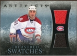 2010/11 Upper Deck Artifacts Treasured Swatches Blue #TSSG Scott Gomez /35