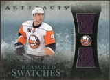 2010/11 Upper Deck Artifacts Treasured Swatches Blue #TSTA John Tavares /35
