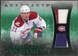 2010/11 Upper Deck Artifacts Treasured Swatches Emerald #TSBG Brian Gionta 9/15