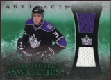2010/11 Upper Deck Artifacts Treasured Swatches Emerald #TSJJ Jack Johnson 10/15