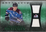 2010/11 Upper Deck Artifacts Treasured Swatches Emerald #TSPS Paul Stastny 8/15