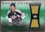 2010/11 Upper Deck Artifacts Treasured Swatches Emerald #TSSW Shea Weber 14/15
