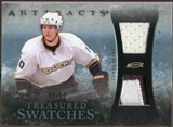 2010/11 Upper Deck Artifacts Treasured Swatches Jersey Patch Blue #TSCP Corey Perry /50