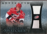 2010/11 Upper Deck Artifacts Treasured Swatches Jersey Patch Blue #TSES Eric Staal 48/50