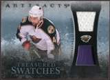 2010/11 Upper Deck Artifacts Treasured Swatches Jersey Patch Blue #TSGL Guillaume Latendresse /50