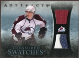 2010/11 Upper Deck Artifacts Treasured Swatches Jersey Patch Blue #TSMD Matt Duchene /50