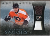 2010/11 Upper Deck Artifacts Treasured Swatches Jersey Patch Blue #TSMR Mike Richards 10/50