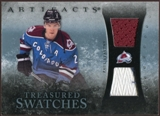 2010/11 Upper Deck Artifacts Treasured Swatches Jersey Patch Blue #TSPS Paul Stastny /50