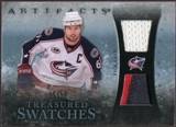 2010/11 Upper Deck Artifacts Treasured Swatches Jersey Patch Blue #TSRN Rick Nash /50
