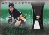 2010/11 Upper Deck Artifacts Treasured Swatches Jersey Patch Emerald #TSEM Evgeni Malkin 15/25