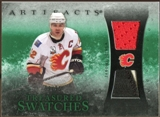 2010/11 Upper Deck Artifacts Treasured Swatches Jersey Patch Emerald #TSJI Jarome Iginla 9/25