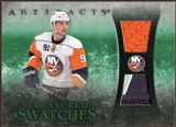 2010/11 Upper Deck Artifacts Treasured Swatches Jersey Patch Emerald #TSTA John Tavares 4/25