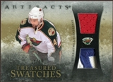 2010/11 Upper Deck Artifacts Treasured Swatches Jersey Patch Gold #TSGL Guillaume Latendresse 11/15