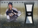2010/11 Upper Deck Artifacts Treasured Swatches Jersey Patch Gold #TSSW Shea Weber 12/15