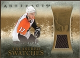 2010/11 Upper Deck Artifacts Treasured Swatches Retail #TSRJC Jeff Carter