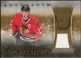 2010/11 Upper Deck Artifacts Treasured Swatches Retail #TSRJT Jonathan Toews