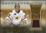 2010/11 Upper Deck Artifacts Treasured Swatches Retail #TSRMT Marty Turco