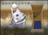 2010/11 Upper Deck Artifacts Treasured Swatches Retail #TSRSE Daniel Sedin