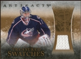 2010/11 Upper Deck Artifacts Treasured Swatches Retail #TSRSM Steve Mason