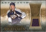 2010/11 Upper Deck Artifacts Treasured Swatches Retail #TSRSW Shea Weber