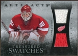 2010/11 Upper Deck Artifacts Treasured Swatches Silver #TSCO Chris Osgood 42/50