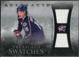 2010/11 Upper Deck Artifacts Treasured Swatches Silver #TSDB Derick Brassard /50