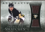 2010/11 Upper Deck Artifacts Treasured Swatches Silver #TSEM Evgeni Malkin /50